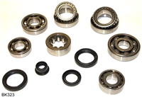 C3P4 1986-1988 Acura Legend Bearing Kit, BK323