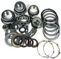 Ford ZF S6-650 6 Speed Bearing Kit with Synchro Rings, BK486WS