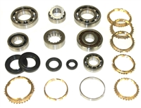 SLW Honda Civic Bearing Kit with Synchro Rings, BK499WS