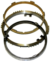 Dodge G56 1-2 Synchronizer Ring Set, G56-14A - 6 Speed Repair Parts