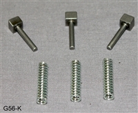 Dodge G56 Synchronizer Key and Spring Kit, G56-K