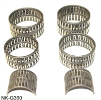 G360 Needle Bearing Kit, NK-G360-OUT OF Stock