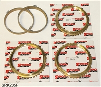 Jeep NV3550 Synchro Ring Kit, 5 Rings, SRK235F - Transmission Parts