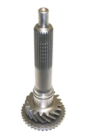 Borg Warner T10 Input Shaft 17 Tooth 3.42 Ratio, T10U-16B