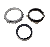 Borg Warner WC T5 1-2 Updated 3 piece ring set, TBKT11875