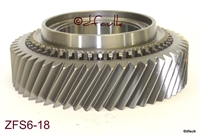 ZF S6-650 5th Gear, ZFS6-18