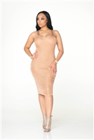 Wow Couture Rose Gold dress