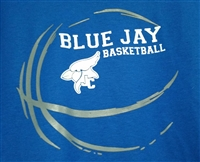 2014 Blue Jay Basketball T's
