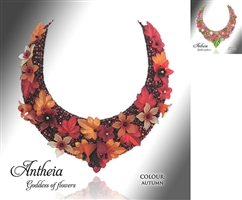 Beaded Jewellery Collar Antheia