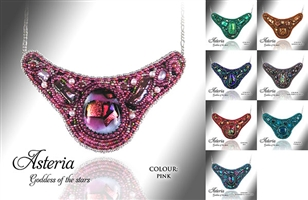 Beaded Jewellery Collar Asteria