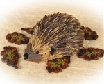 "BEADING KITS > ""Spike"" the Beaded Hedgehog"