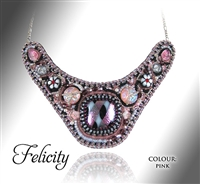 Beaded Jewellery Collar Felicity