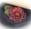 Wired & Beaded Flower Instructions