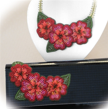 BEADING INSTRUCTIONS > Floral Elegance