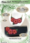 BEAD KITS > Floral Elegance Bead Embroidery