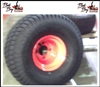 20x10.50-8 Tire/Wheel Assembly - Bad Boy Part # 022-6000-00