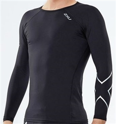 2XU Thermal Long Sleeve Compression Top, MA3021a