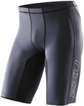 2XU Men's Elite Compression Shorts, Black