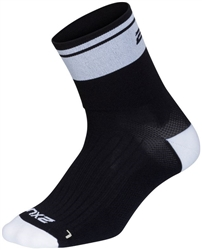 2XU Cycle Socks, Pair, UC5434e