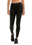 2XU Women's Mid-Rise Run Dash Line Tights