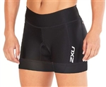 "2XU Women's Perform 4.5"" Tri Short, WT4860b"