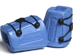 AquaJogger X-Cuffs, Blue