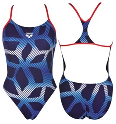 Arena Spider Booster Back One Piece Swimsuit, 000173