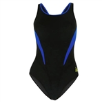 Aquasphere MP Comp Back Splice Swimsuit