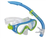 Aqua Lung Coral Mask + Sea Breeze Snorkel