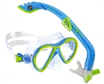 Aqua Lung Maverick Mask + Piper Snorkel