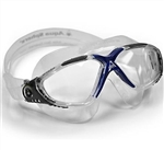 Aqua Sphere Vista Swim Mask, Clear Lens
