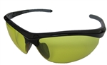 Chili's Baseline Sunglasses, Black/Yellow