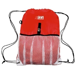 JAWS QuickPACK Drawstring Backpack