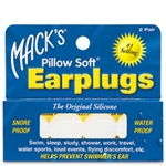 Mack's Moldable Pillow Soft Earplugs
