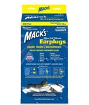Mack's Moldable Pillow Soft Earplugs 200-pair Dispenser