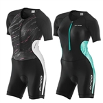 Orca Women's Short Sleeved Core Tri Racesuit