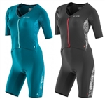 Orca Women's 226 Short-Sleeved Tri Racesuit