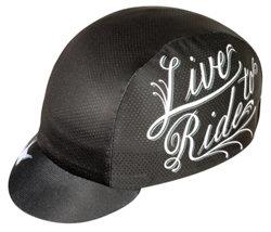 Pace Live 2 Ride IV Coolmax Cycling Cap