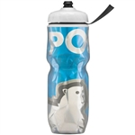 Polar Insulated Big Waterbottle, Big Bear Blue - 42oz / 1.2 L