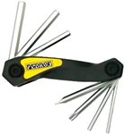 Folding Hex Set w/ Torx 25, Buy online in Canada