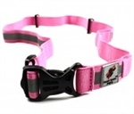 Rocket Science Sports Reflective Race Belt, Pink