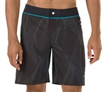 Speedo Laser Lines Packable Boardshort