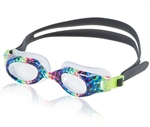 Speedo Junior Hydrospex Print Swim Goggle, 7750132