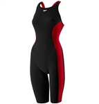 Speedo Women's Powerplus Solid Kneeskin, 8191441