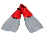 Speedo Trialon Swim Training Fins, Pair, 7530039