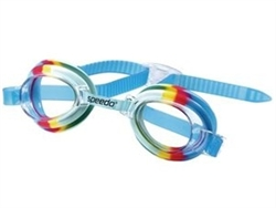 Speedo Kids Tye Dye Swim Goggle