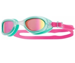 TYR Pink Special Ops 2.0 Polarized Swim Goggle