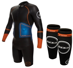 Zone3 Men's SwimRun Evolution Wetsuit
