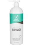 Zealios Swim & Sport Body Wash, 32 oz. with Pump