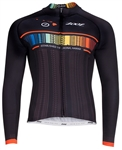 Zoot Men's Cycle Ali'i Thermo LS Jersey, Flying Hawaiia